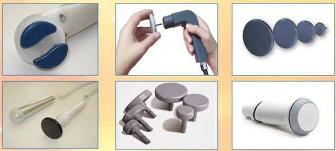 RF capacitiva - Tipos de aplicadores