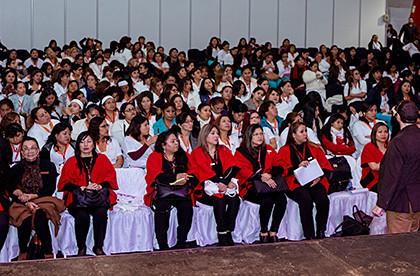 El Lic. Fernando Ficetti visitó nuevamente Lima
