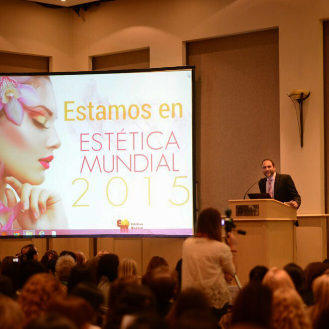 Ceremonia Inaugural del II Congreso Científico Internacional ESTÉTICA MUNDIAL 2015.