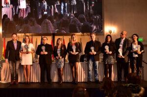 Premiación al Comité Científico del V Congreso Científico Internacional ESTÉTICA MUNDIAL 2018.