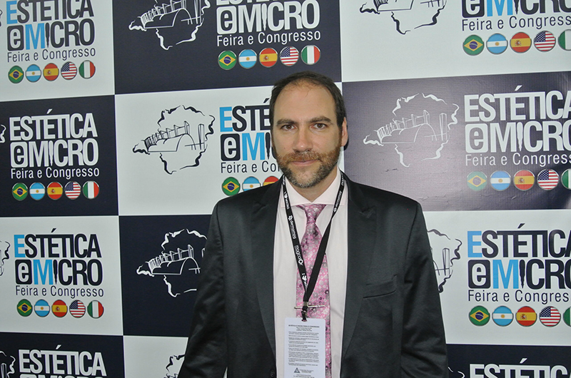"Participación como disertante en el Congreso Internacional ""Estética & Micro"", Belo Horizonte, Brasil, 2018."