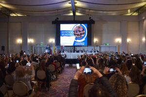 Mesa de Casos Clínicos del VI Congreso Científico Internacional ESTÉTICA MUNDIAL 2019.